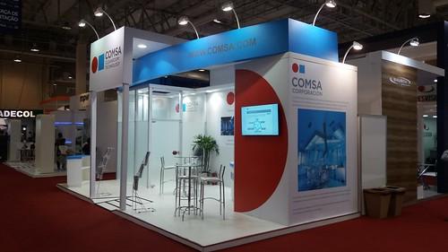 COMSA Cleanroom Technology participates in FCE Pharma in Sao Paulo (Brazil)