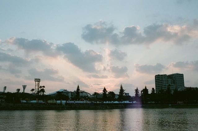 沖繩 Okinawa / FUJICOLOR PRO 400H / Nikon FM2
