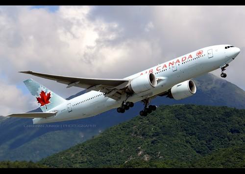 B77L - Boeing 777-233(LR)