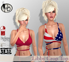 #b Libby 4TH OF JULY Specials