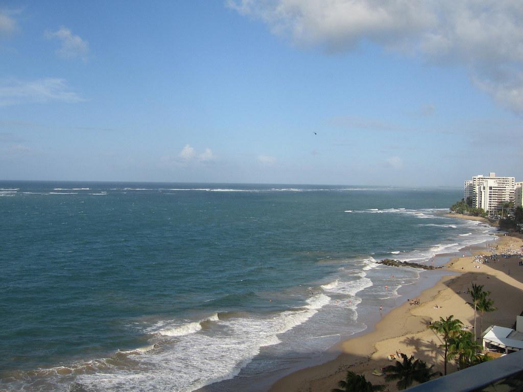 Tide's Out, La Concha Hotel, San Juan PR  IMG_3312