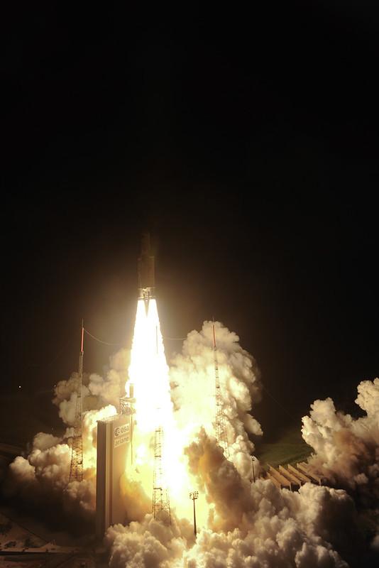 Ariane 5 V205 [ATV-3]: Lancement - Page 2 6862244988_8f386de63d_c