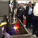CNC Plasma demonstration at Fabtech