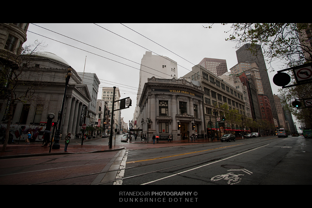 Market Street, San Francisco.