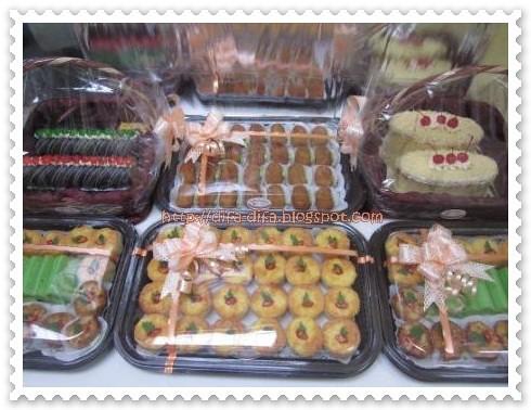 Paket Hantaran by DiFa Cakes