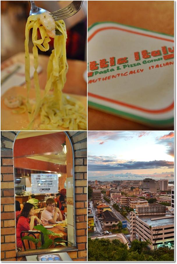 Little Italy @ KK, Sabah