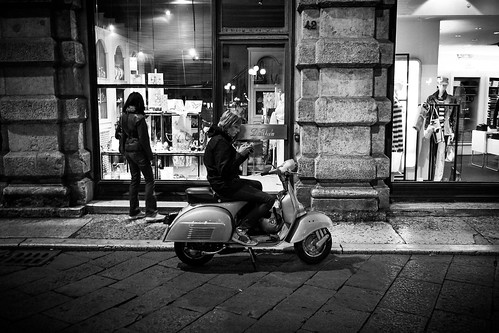 Vespa by Rubicon Explorer