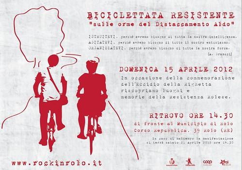 Biciclettata Resistente