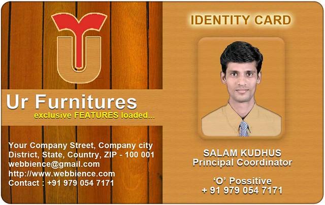 free id card templates april 2012