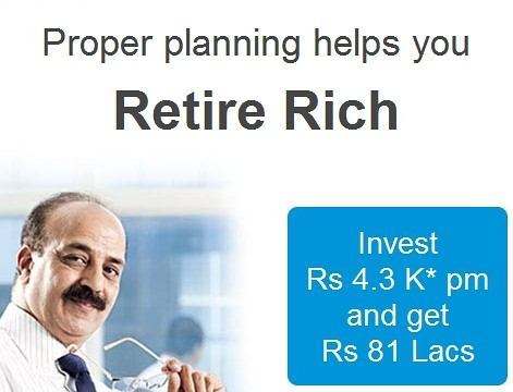 Image of an ad for Traditional Retirement