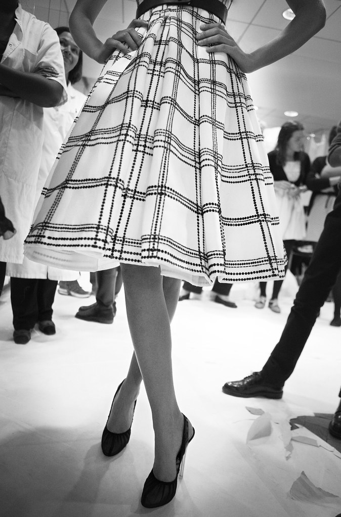 By Gérard Uféras — Dior Spring/Summer 2012 Haute Couture