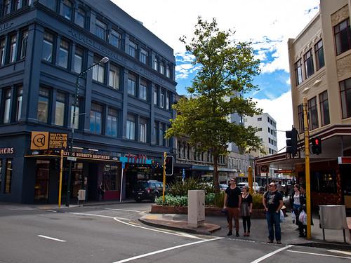 Calles de Wellington