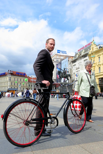 Zagreb Cycle Chic Tomislav