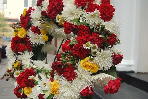 museum - wreath