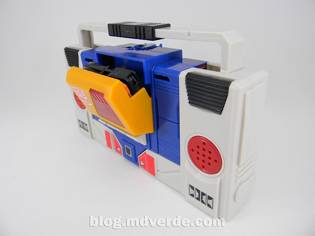 Transformers Twincast - G1 Encore - modo alterno