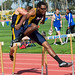 Small photo of Alex Allen 110 meter hurdles