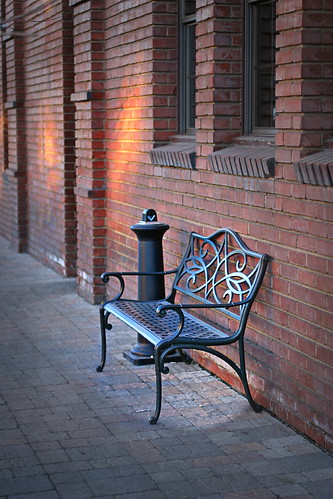 california light bar america bench chair pacific chairs empty crest glowing truckee emptychairsinemptyplacesgroup
