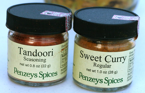 Seasonings from Penzeys