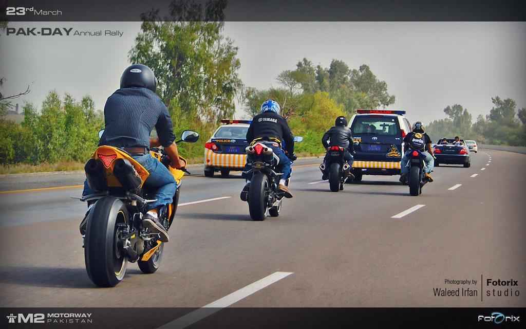 Fotorix Waleed - 23rd March 2012 BikerBoyz Gathering on M2 Motorway with Protocol - 7017469617 1e7f0a17de b