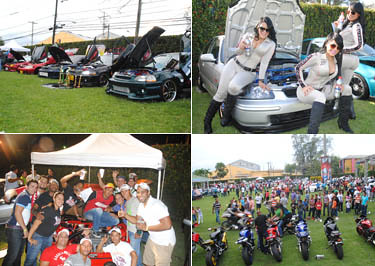 Car Show Moca Customs Vol.6 @ Jardines Victoria Guauci