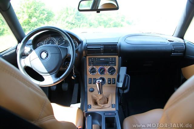 2001 Z3 Coupe | Black Sapphire | Walnut
