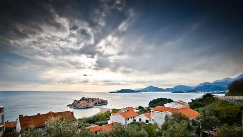 saint island stephen stefan montenegro becici budva crnagora svetistefan saintstephen adriaticcoast przno