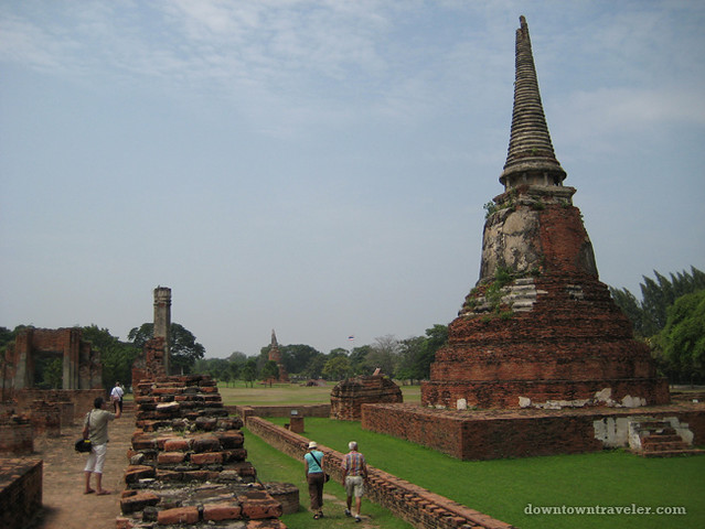 Ayutthaya Ancient Ruins in Thailand 03
