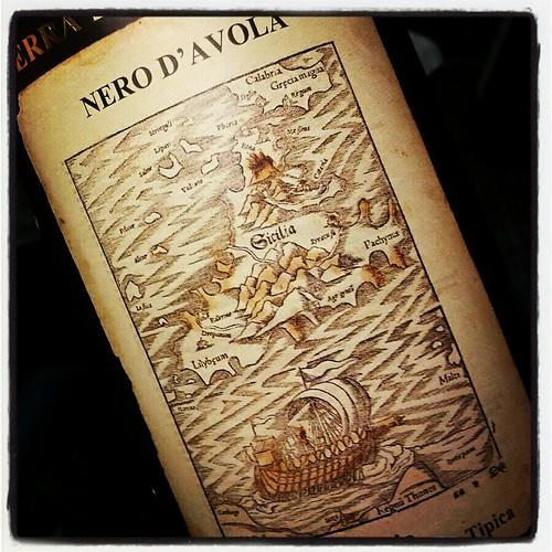 Nero D'Avola Terra delle Sirene
