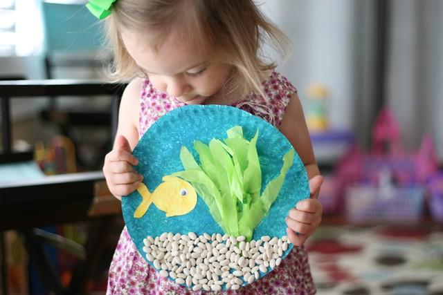 halacskás kreatív ötletek gyerekeknek