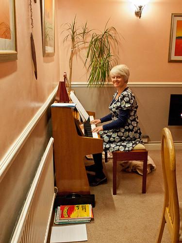 1000/791: 20 April 2012: At the piano by nmonckton