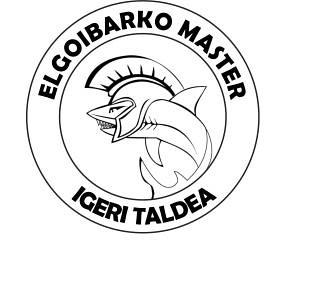 Traje de baño para el grupo de natación Elgoibarko Master Igeriketa taldea