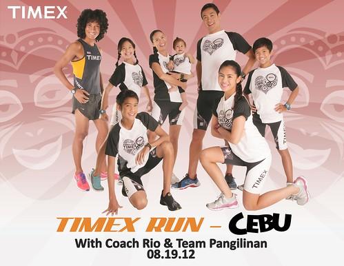 Timex Run Cebu