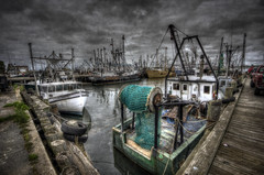 New Bedford's Working Waterfront