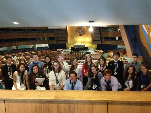 INTL NSLC at the United Nations