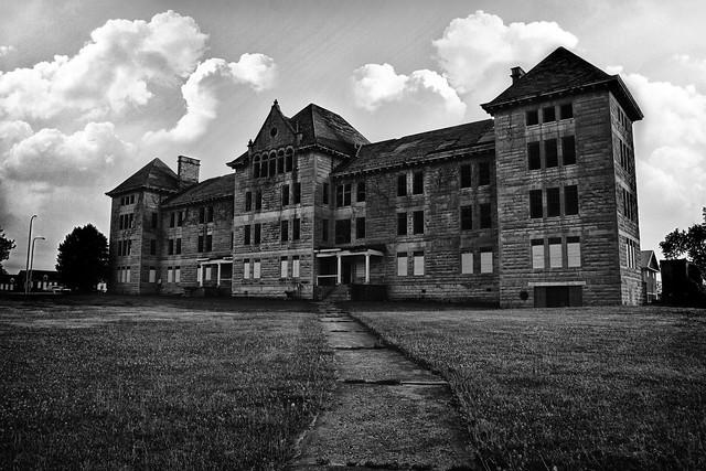 Illinois Asylum for the Incurable Insane.