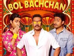 [Poster for Bol Bachchan]