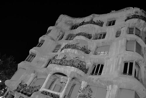 Casa Míla (Gaudi)