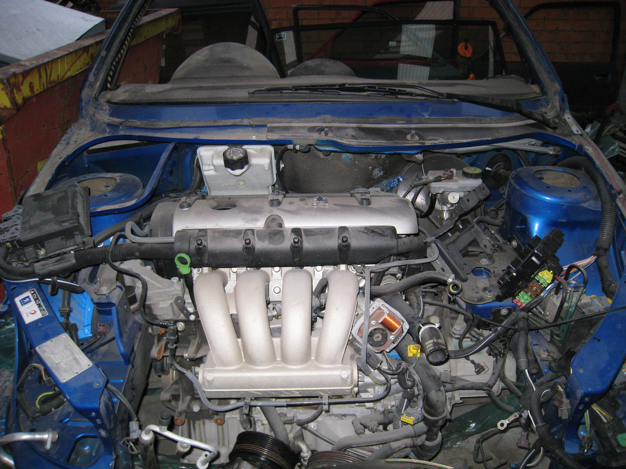 Peugeot 206 Gti 180 Wiring Diagram : Engine immobilizer fault peugeot — Идеи изображения