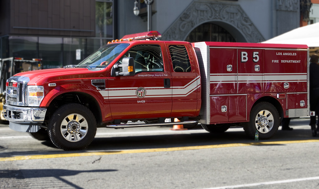 Los Angeles Fire Department Battalion 5 - a photo on ...