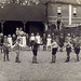 Klas 1 en 2 Openbare Lagere School Spijkenisse 1935 by fotowedstrijd Nederlands Fotomuseum