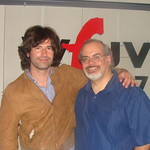 Pete Yorn and Darren After the Show