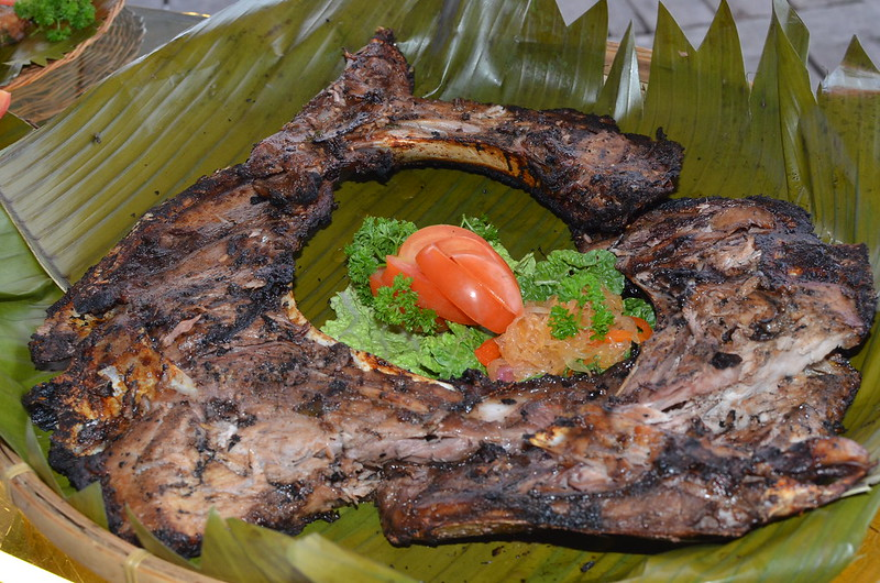grilled panga tuna jaw garden by the bay sooo pinoy food trip