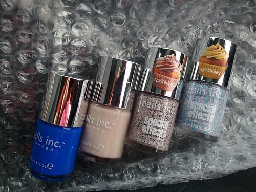 nails inc parcel 1