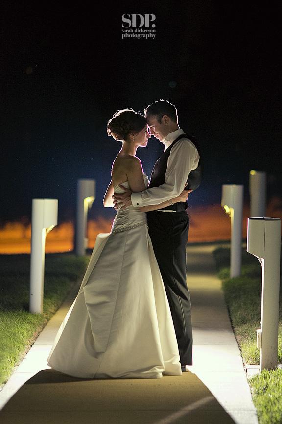 Leawood Community Center wedding