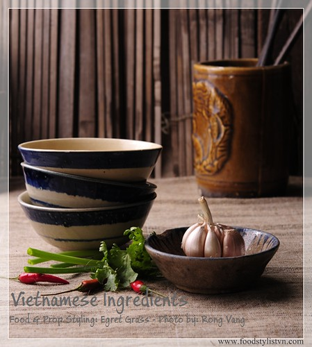 Tỏi - Vietnamese ingredients