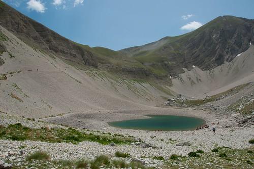 Lago Pilato (M.Sibillini) by CristianaCascioli