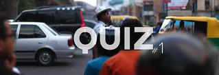 Quiz Traffic