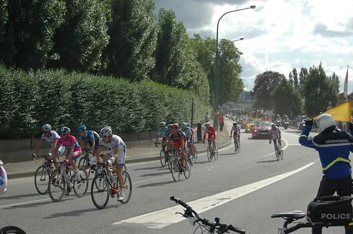 Tour de france 2012-Etape 1
