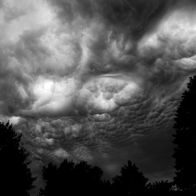 Summer Storm Clouds 003