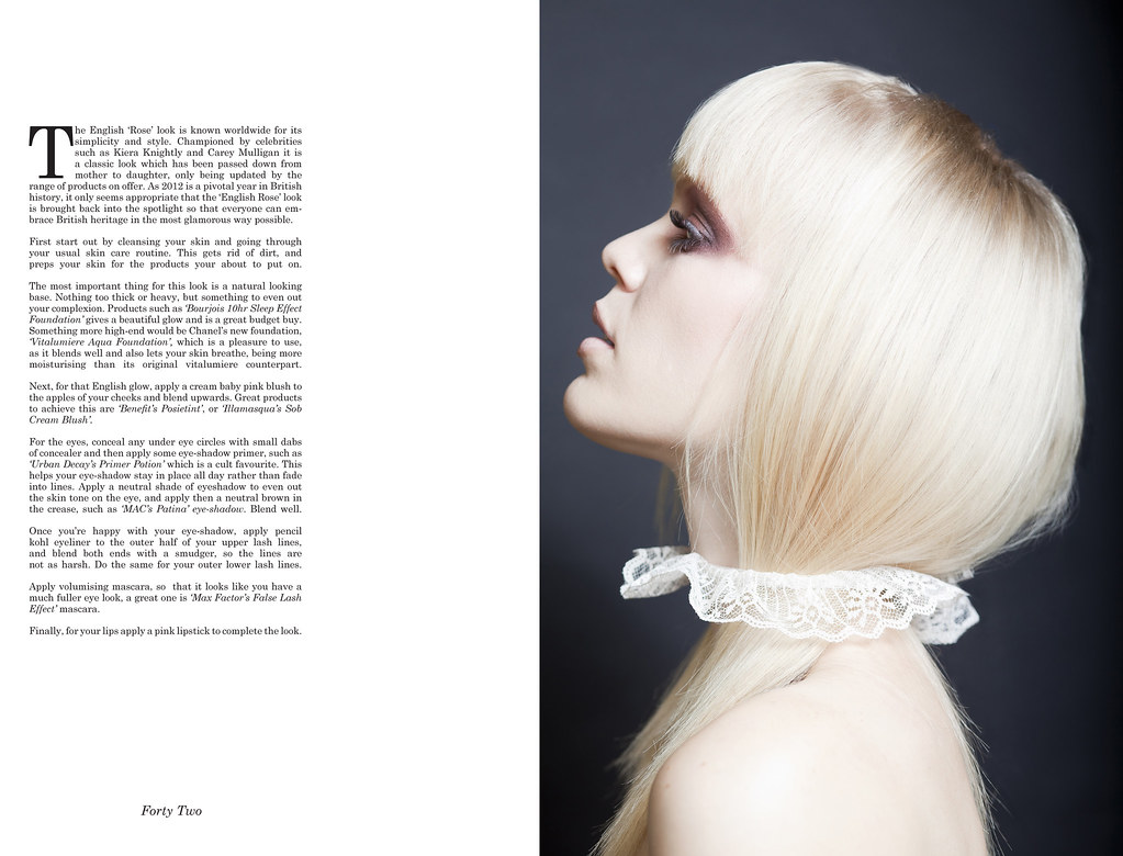 English Rose Feature from Moda de la Mode Mag-2